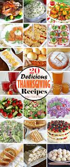 20 delicious thanksgiving recipes valya s taste of home