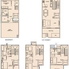 cluster home floor plans cluster housing design plans subdivision homes modern house senior