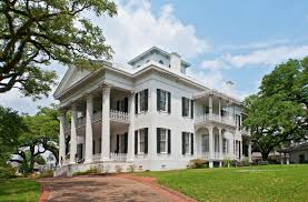 antebellum plantation homes