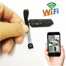 P2p Wifi Hidden Spy Camera Wireless Diy Module Spy Nanny Cam Wifi