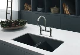 Sinks And Faucets  Deep Sink Granite Kitchen Granite Kitchen - White composite kitchen sinks