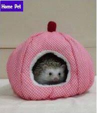 Hamster Bed Warm Pet Hammock For Hamster Rat Parrot Ferret Squirrel Small Bed