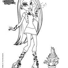lagoona blue coloring pages hellokids