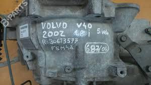 manual gearbox volvo v40 estate vw 1 8 i 28327