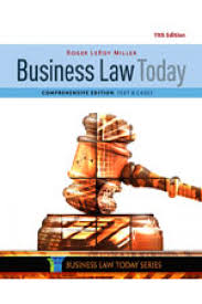 test bank for business law today comprehensive 11th edition by
