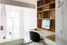 fold down desk home office modern with drop down desk