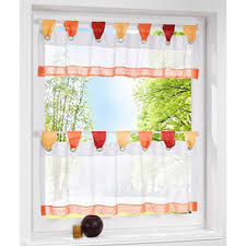 european style bistro window curtain fancy tap top kitchen curtain