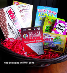 Movie Basket Ideas Easter Baskets For All Ages The Seasonal Home