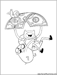pictures adventure time coloring pages 40 in coloring site with