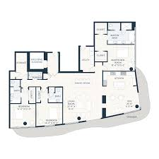 High Rise Apartment Floor Plans High Rise Apartments In Houston 2929 Weslayan Residences