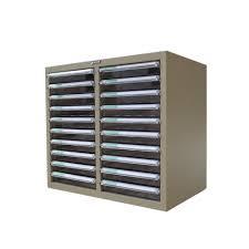 Desktop Filing Cabinet Office Furniture Desktop Filing Cabinet Plastic Drawer A4 Size 20