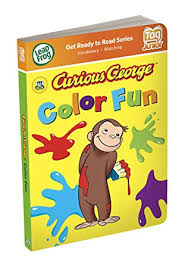 amazon leapfrog tag junior book curious george color fun