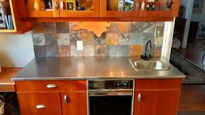 countertops awesome eclectic kitchen with stainless steel