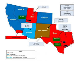 Map With Labels Operation Jade Helm Map Of Upcoming Special Operations Exercise