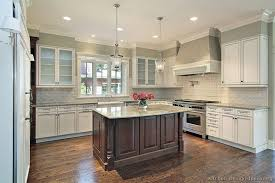 kitchen kitchen cabinets traditional two tone blue and white
