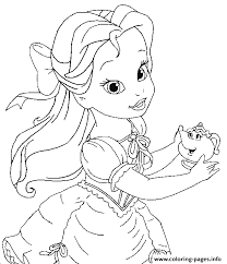 cute disney princess coloring pages printable