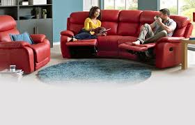 Curved Sofa Uk Daytona 4 Seater Curved Manual Recliner Peru Dfs