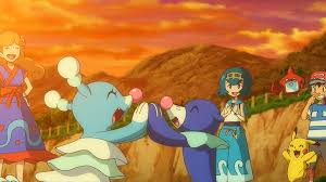 Seeking Balloon Episode Sm040 Balloons Brionne And Belligerence Pokémon Wiki