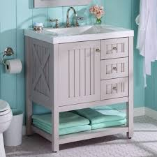 Martha Stewart Home Decorators Collection Martha Stewart Living Seal Harbor 30 1 4 In W Bath Vanity In