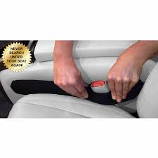 drop stop automotive car seat gap filler as seen on tv shark