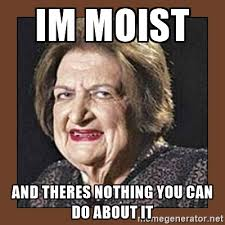 You Make Me Sick Meme - that makes me moist im moist and theres nothing you can do about