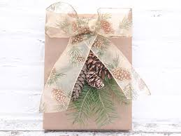 christmas wrap bags brown paper bag gift wrap ideas and tutorials for christmas