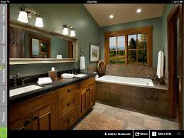 cabinet paint color neutral i love the tiled shower so much nicer