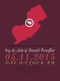 wedding invitations nj sle state wedding invitations new jersey invitations by r2