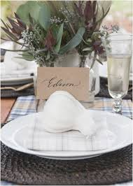 place cards diy lovely last minute diy thanksgiving place cards