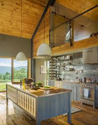 Modern Barn House Awesome Modern Barn Kitchen Images Best Idea Home Design