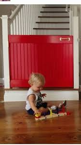 Best Gate For Top Of Stairs With Banister Best 25 Baby Gates Stairs Ideas On Pinterest Farmhouse Pet