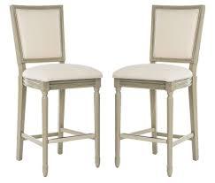 fox6246d set2 bar stools furniture by safavieh