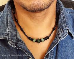 men necklace leather images 310 best denim style for men images men wear men 39 s jpg