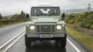 british land rover defender british firm spots u0027gap in the market u0027 for new defender