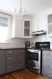 Kitchen Cabinets White Kitchen Cabinets In White Narrow Kitchen Openness And Upper