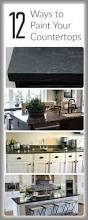 Kitchen Countertop Designs Best 25 Kitchen Counters Ideas On Pinterest Granite Kitchen