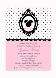 minnie mouse baby shower invitations outstanding free printable minnie mouse baby shower invitations for