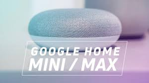 google home mini and max hands on youtube