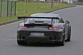2018 porsche 911 gt3 rs 4 2 prototype spied