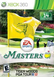 amazon com tiger woods pga tour 12 the masters xbox 360 video
