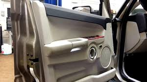 2007 Dodge Nitro Interior Door Handle by How To Replace Jeep Commander Interior Door Handle Replacement