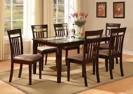 fabric polyurethane slat red amish kitchen table with 6 chairs