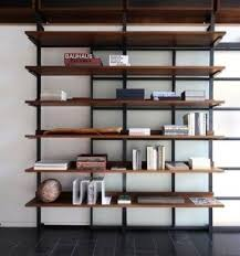 Wooden Bookshelf Pictures by Wood Bookshelves With Doors Foter