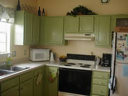 kitchen appealing lime green kitchen cabinets with white granite
