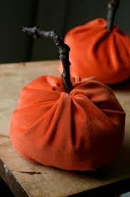 29 best crafts fall fabric pumpkin diys images on pinterest