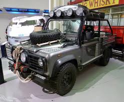 land rover skyfall lara croft land rover 110 this fantastic land rover was bu u2026 flickr