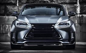download wallpapers lexus nx tuning 2018 cars crossovers