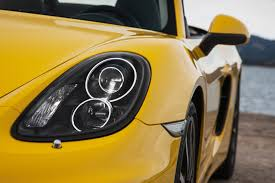yellow porsche boxster driven 2013 porsche boxster s automobile magazine photo gallery