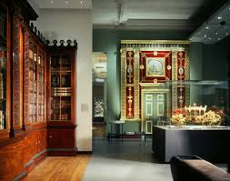 Interior Design And Decoration V U0026a British Galleries Mlinaric Henry And Zervudachi