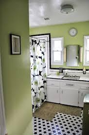Navy And Green Bathroom Bathroom Unique Shower Curtain By Marimekko Shower Curtain